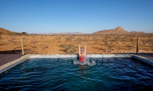Buruxa pool 2