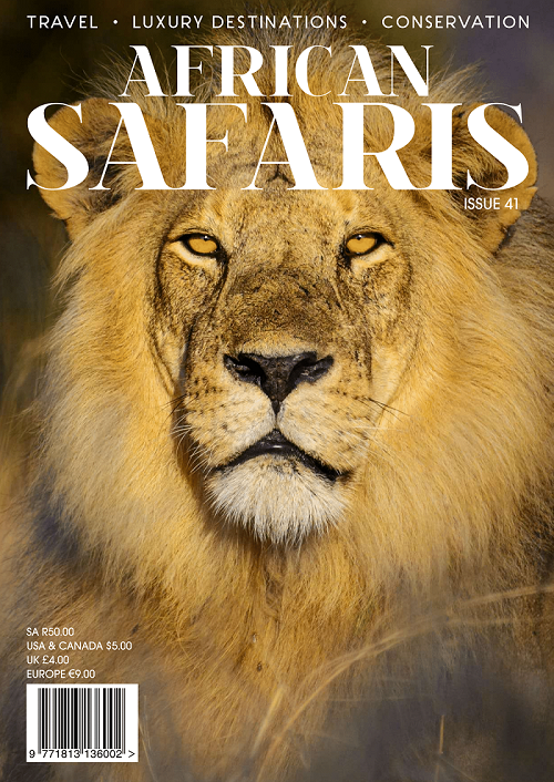 African Safaris issue 41 Cover