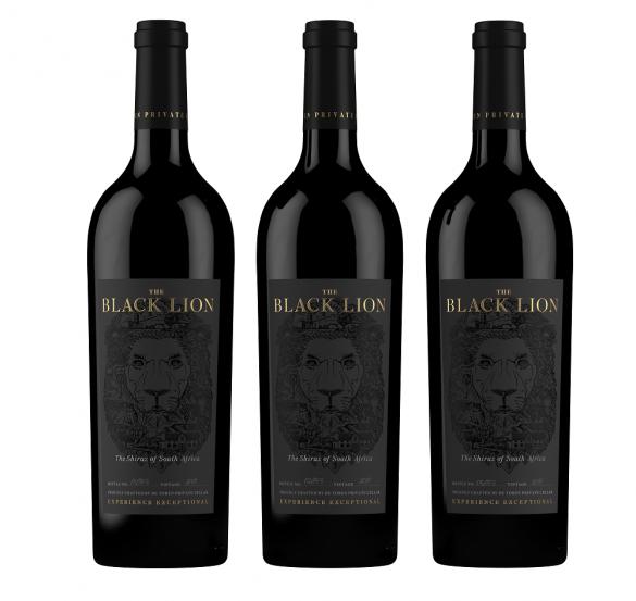 The black lion tiraz